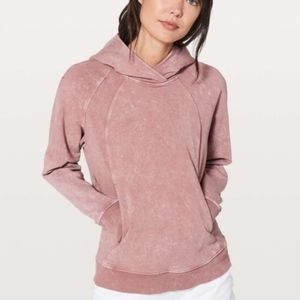 Lululemon Scuba Pullover in Washed Quicksand 12